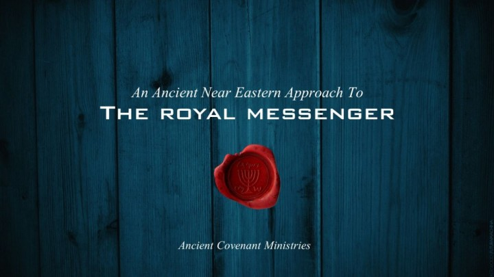The Royal Messenger